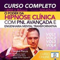 Curso Completo O Poder Da Hipnose Clínica +1.600 Cursos