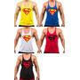 Regata Bodybuilding Cavada - Academia Musculação Super Man