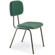 Cadeira Secretaria Fixa Palito Tsmob Campinas - Sp