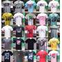Kit C/ 50 Camisetas Marcas E Cores Variadas Por R$ 475,00