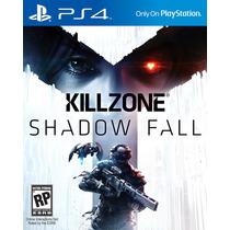 Jogo Novo Lacrado Killzone Shadow Fall Para Playstation 4