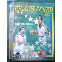Cards Campeonato Brasileiro 2013 Completo Com Pasta