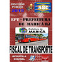 Apostila Concurso Prefeitura Marica Rj Ept Fiscal Transporte