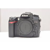Corpo Nikon D7000 Na Caixa 25k Dou Desconto