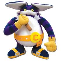 Plush Sonic The Hedgehog Big 15'' Toy Boneca Ge52647