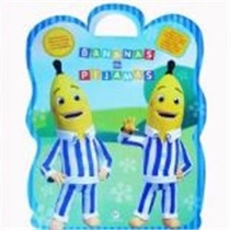 Maleta 8 Livros Infantil Bananas De Pijama Disney+brind Dvd