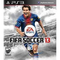 Fifa 2013 - Ps3 - Pronta Entrega!