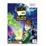 Jogo Wii Ben 10 Alien Force Original Novo Frete Grátis