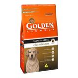 Ração Golden Formula Premium Especial Cachorro Adulto Todos Os Tamanhos Carne/arroz 15kg