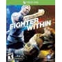 Jogo Novo Lacrado Fighter Within Para Xbox One Kinect