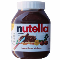 Pote Gigante De Nutella Ferrero 950g