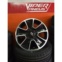 Roda Renault Duster Dakar Aro 16 Original !!!! Viper Pneus