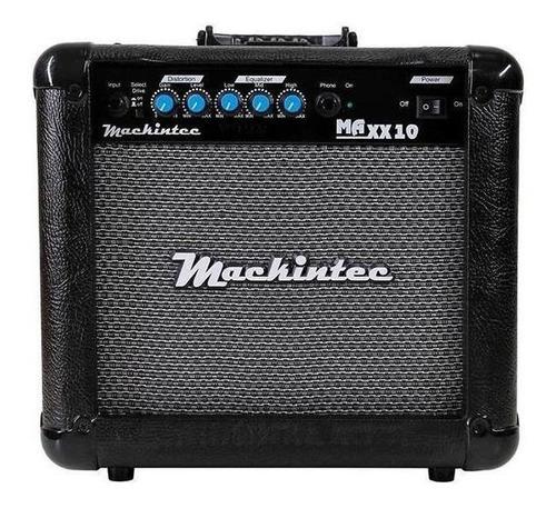 Amplificador Mackintec Maxx 10 15w Preto 110v/220v