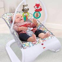 Cadeira Ultra Conforto - Fisher Price - Cadeirinha Musical