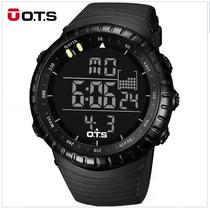 Relógio O.t.s Digital Iluminação Led