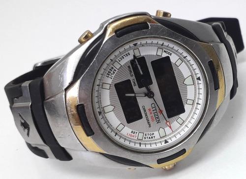 9ae6f6ce161 Citizen Promaster C460 World Time Combo New Wingman Windsurf