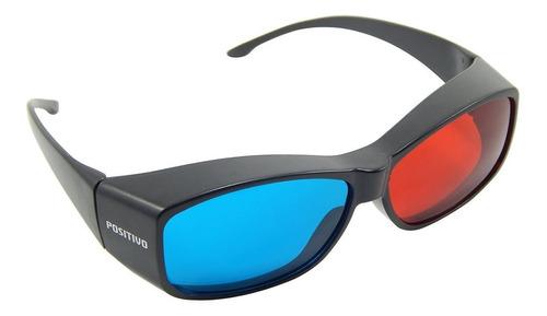 5c6268e96 Óculos 3d -positivo Ótima Qualidade 100% Original !(passivo)