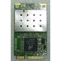 Placa Wifi Wireless 54mbps Ralink Rt2571 802.11bg Mini Pci-e