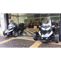 Triciclo Brp Can Am Spyder Roadster Rt-s - Seminovas