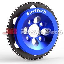 Kit Roda Fônica Vw Ap 8v Azul - Fueltech