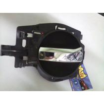 Maçaneta Puxador Interno Porta Citroen C3 Ld Esquerdo Orig