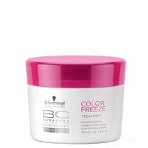 Schwarzkopf Bonacure Color Freeze Tratamento Máscara - 200ml