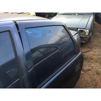 Vidro Porta Traseira Esquerda Vectra 1994 A 1996