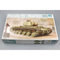 Kit Trumpeter Tanque Kv-1 1939 Russo - 1/35