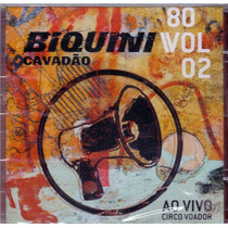 Cd Biquini Cavadao - Ao Vivo/80 Vol. 2 (963682)