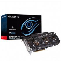 Vga Radeon R9 270x Oc 2gb Gigabyte 256 Bit S/ Juros