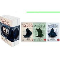 Coleção A Trilogia Do Mago Negro (3 Livros) Frete Grátis