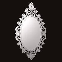 Espelho Decorativos Para Parede Sala Grande Oval