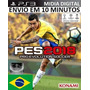 produto Pes 18 | Pes 2018 Ps3 -portugues - Midia Digital