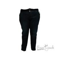 Calça Feminina Jeans C/ Strech (lycra)-barata-50-52-54-56-58