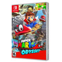 Jogo Super Mario Odyssey - Switch Lacrado Mídia Física + Nf