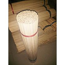 Vareta Bambu Maxime Importada 45cm C/ 800 P/ Pipas E Gaiolas