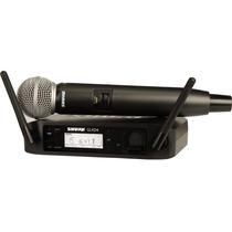 Microfone Sem Fio Shure Glxd 24br Sm58 - 015509