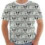 Camiseta 1735 100 Dolár Money Mickey Mouse Desenho Color