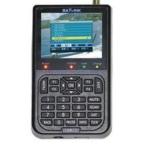 Satlink Ws-6906 Finder Localizador Satélite - Pronta Entrega