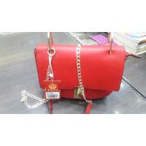 Bolsa Feminino Transversal Lateral Haute Red !!
