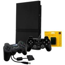 Playstation 2 Desbloqueado Matrix 1.93 + 2 Controles +memory