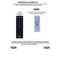 Controle Lg Akb33871403 Para Tv Fbt 1178