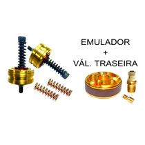 Kit Suspensão (vál. Traseira + Emulador Dianteiro) - Crf 230