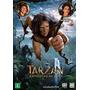 Dvd Original Do Filme Tarzan - A Evolução Da Lenda
