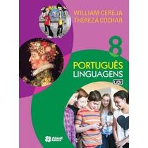 Livro Português Linguagens 8º Ano