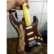 Guitarra Tagima T635 Com Captação Fender Tex Mex