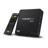 Receptor Tv Box Smart Proeletronic Android 4k 2gb Full Hd