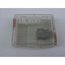 Agulha Leson Mod Atx-11 Original Toca Discos Sharp Cce Sony