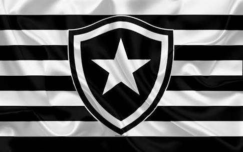 6bf94359430bc Bandeira Botafogo Listrado 1x1