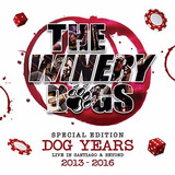 Winery Dogs - Live In Santiago - 2 Blu Rays + Dvd + 2 Cds